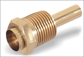 Brass Pressure Components