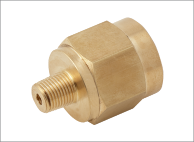 Brass Sensor Components